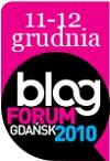 Blog Forum Gdańsk, 11-12 grudnia 2010