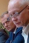 Premier Tusk oraz minister Boni