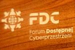 Logo Forum Dostępnej Cyberprzestrzeni