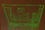Laserowe logo serwisu VaGla.pl Prawo i Internet