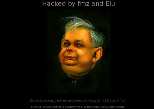 lubelski PiS hacked