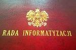 Rada Informatyzacji - teczka