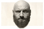 Piotr Waglowski z brodą...